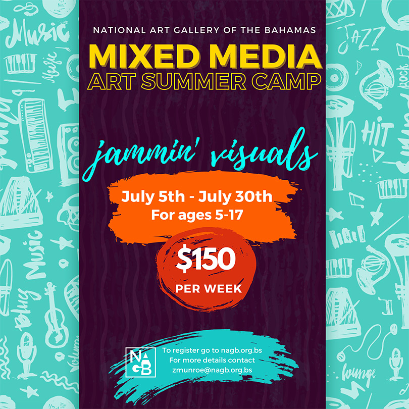 The Mixed Media Summer Camp