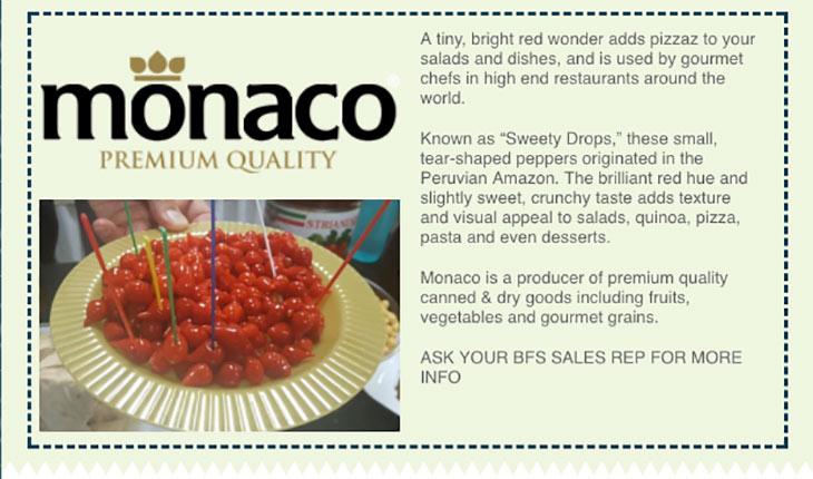 Monaco Premium Quality