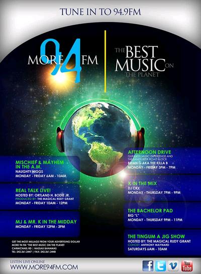 94.9FM<br />