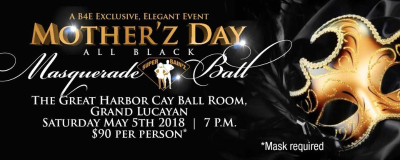 Mother�z Day Masquerade