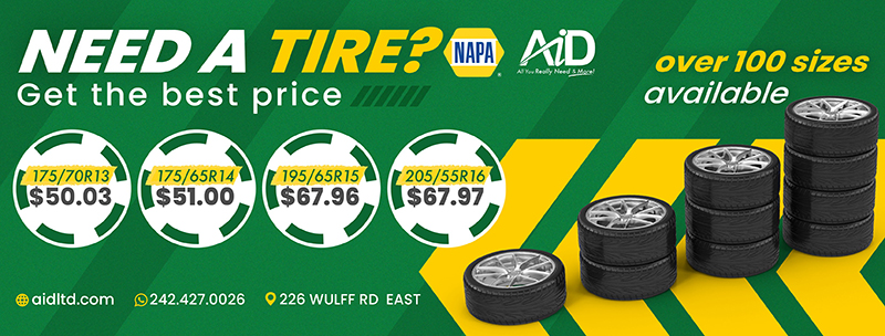 Need A Tire? Shop At AID