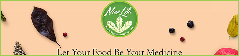 New Life | Let your Food Be Your Medicine