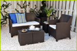 Furniture at Oasis Chic Living