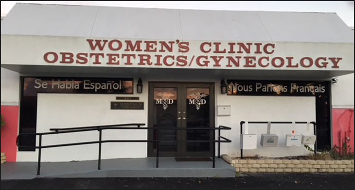Dr.Singh Obstetrician/Gynecologist Office Location