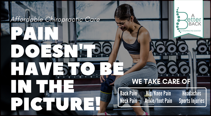 Pain doesn't have to be in the picture with Doctor Kelly Kramp - Doctor of Chiropractic