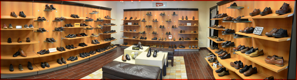 What's at Shoe Village Madeira Shopping Plaza