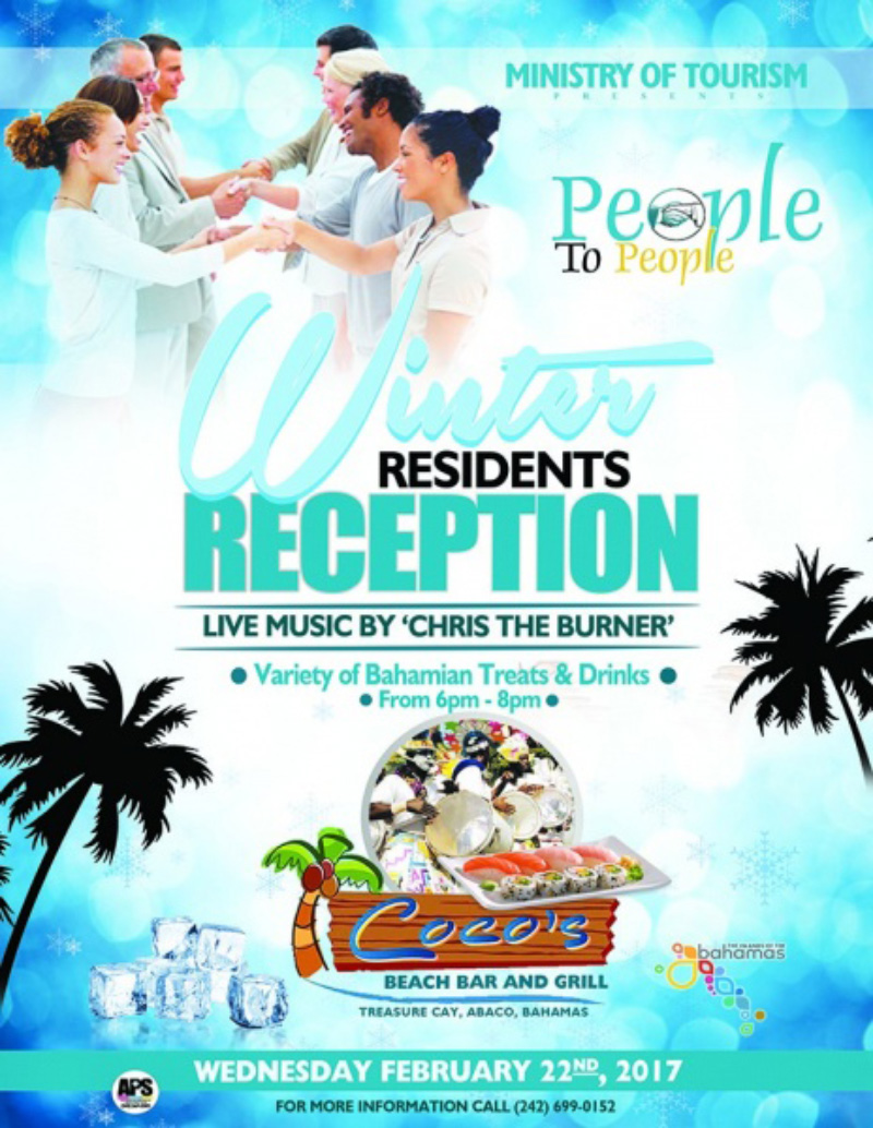Winter Residents' Reception