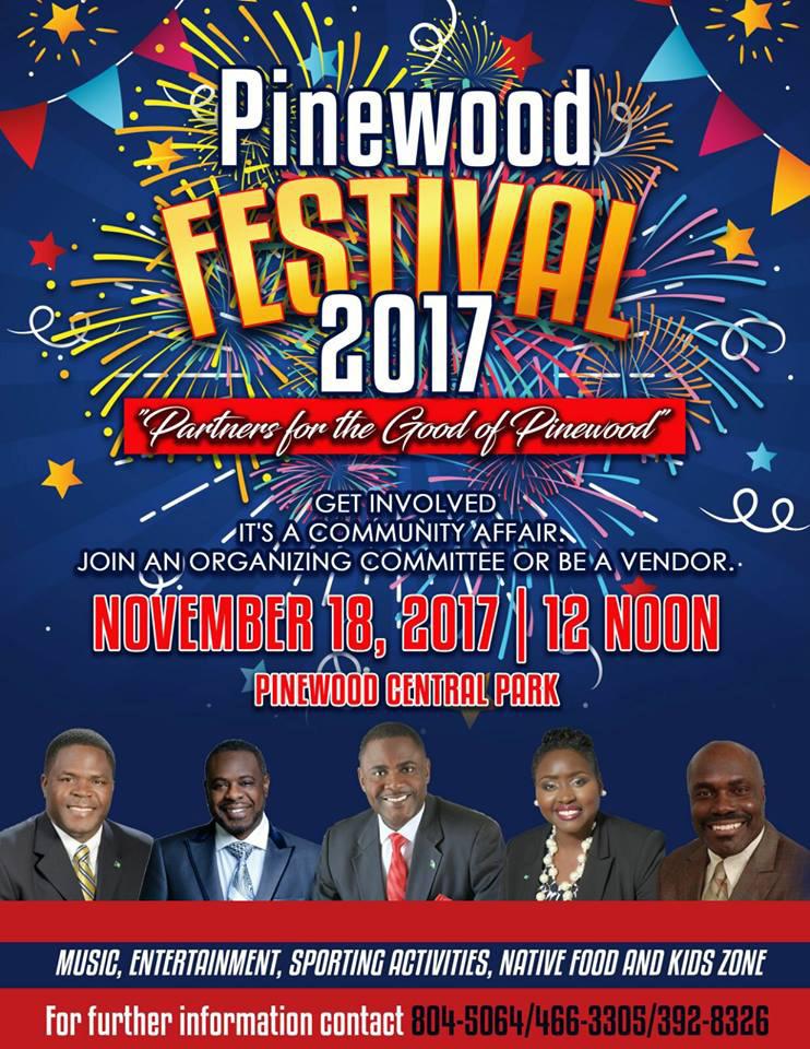 Pinewood Festival 2017