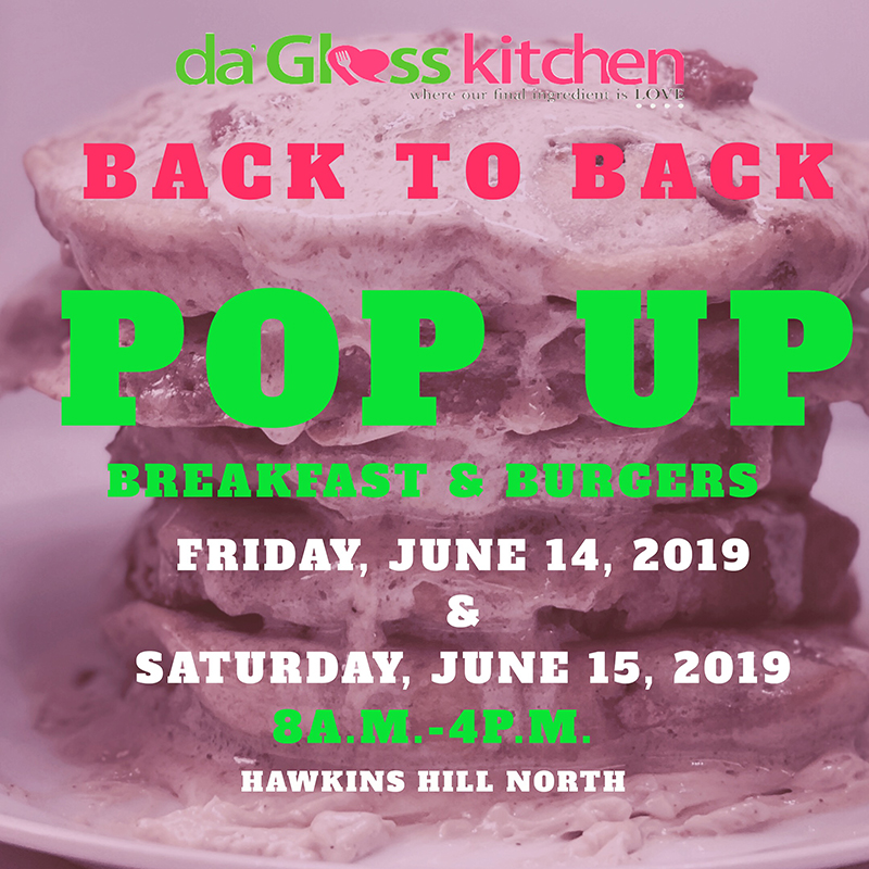 da' Glass Kitchen Back To Back Pop Up