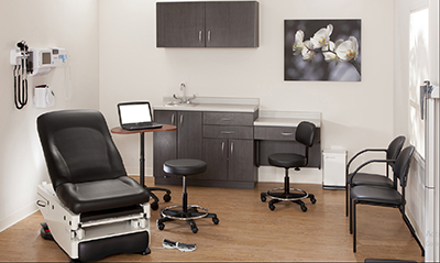 Ports International Ltd | Medical Furniture