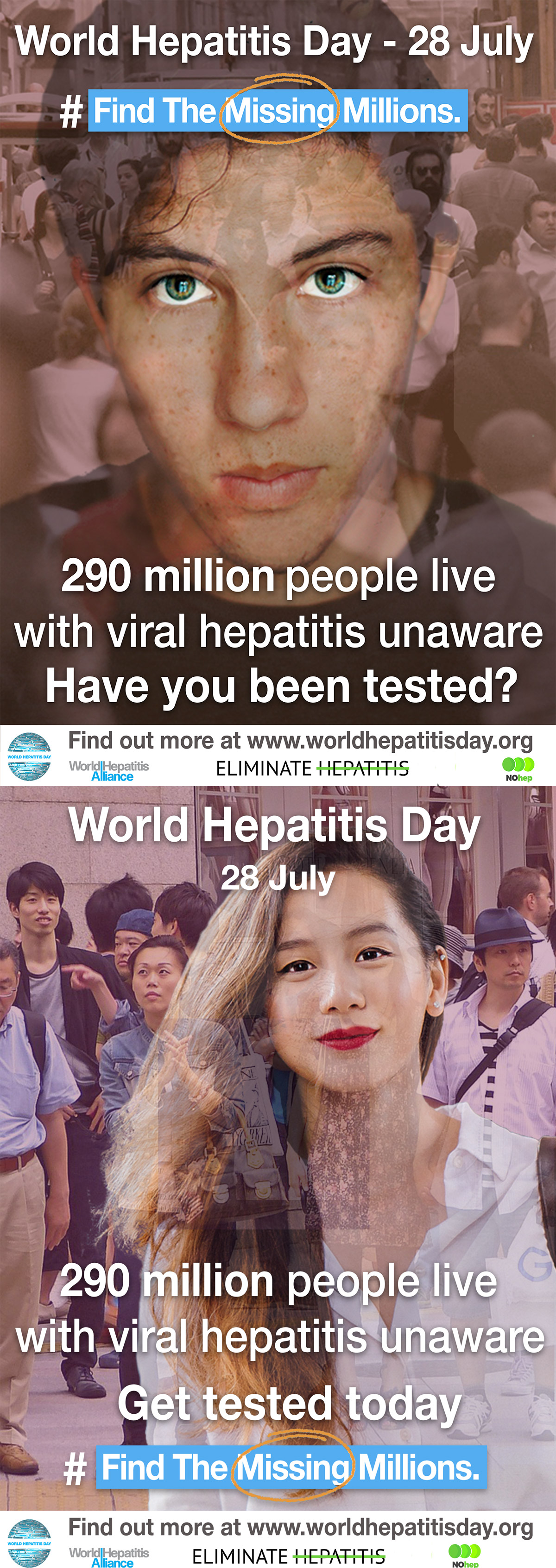 World Hepatitis Day July 28