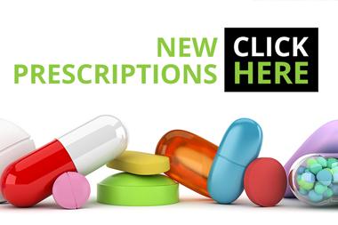 New Prescription