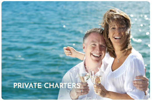 PRIVATE CHARTERS, GROUP BOOKING & SPECIAL OCCASION