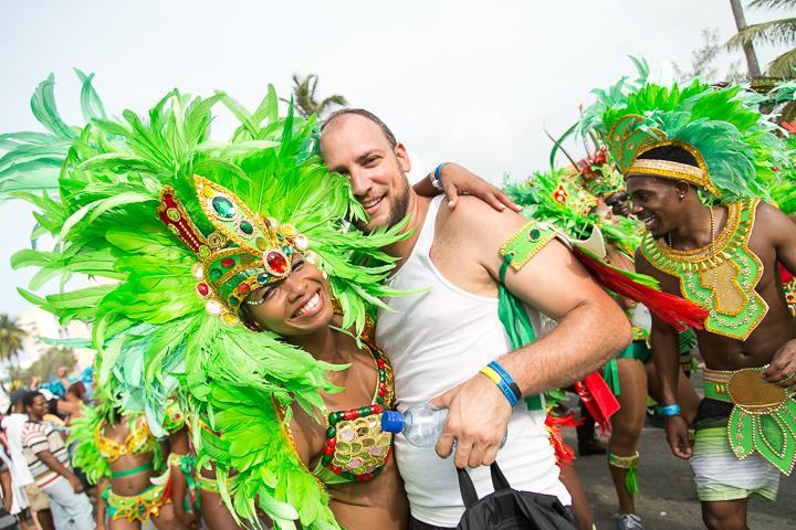 Road Fever @ Bahamas Junkanoo Carnival
