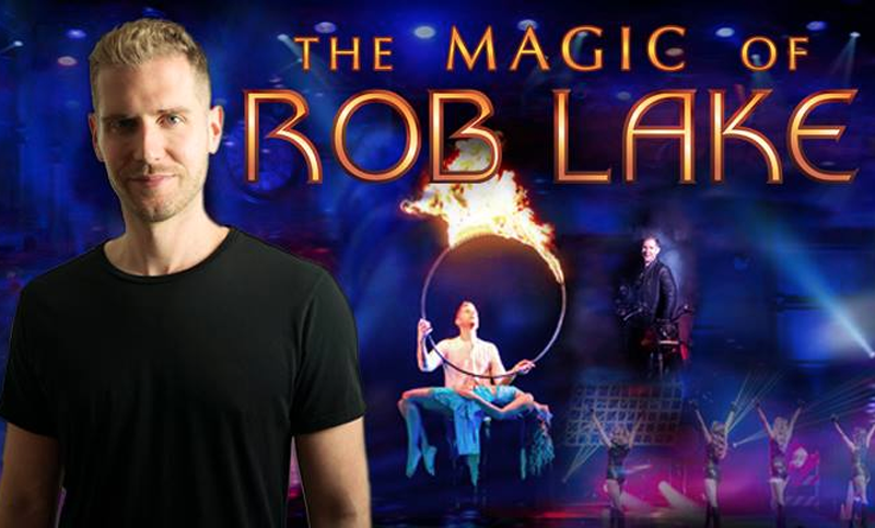 The Magic of Rob Lake Hosted by Atlantis Bahamas