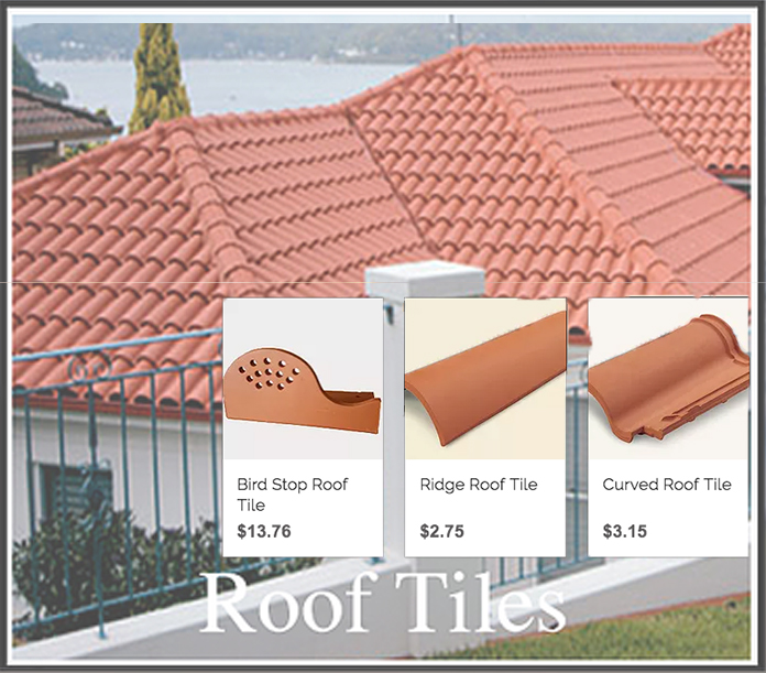 Roofing Tile at Pinder Tile