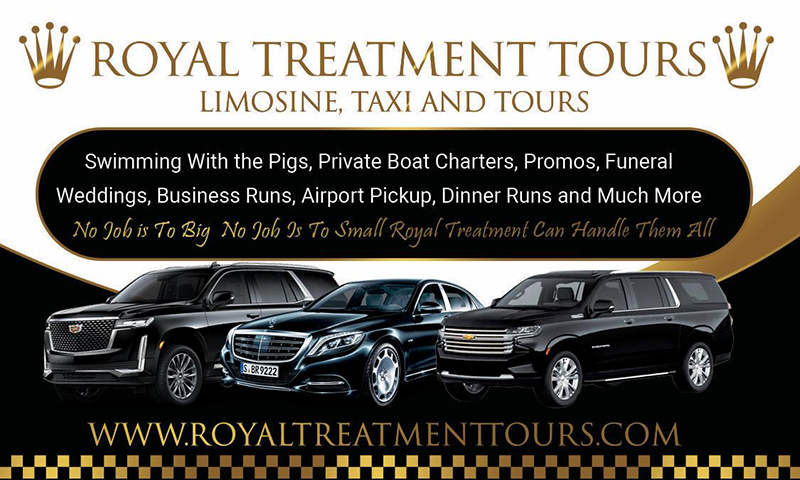 Royal Treatment Limo Taxi & Tours Co