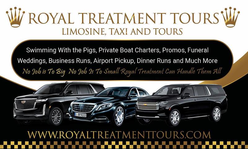 Royal Treatment Limo Taxi & Tours Co