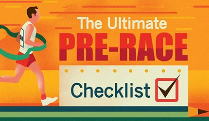 Click Here For The Ultimate Race Check List