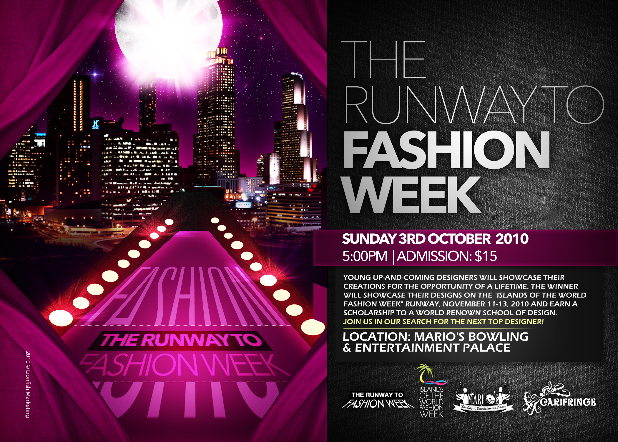 Good Runway Music For Fashion Show