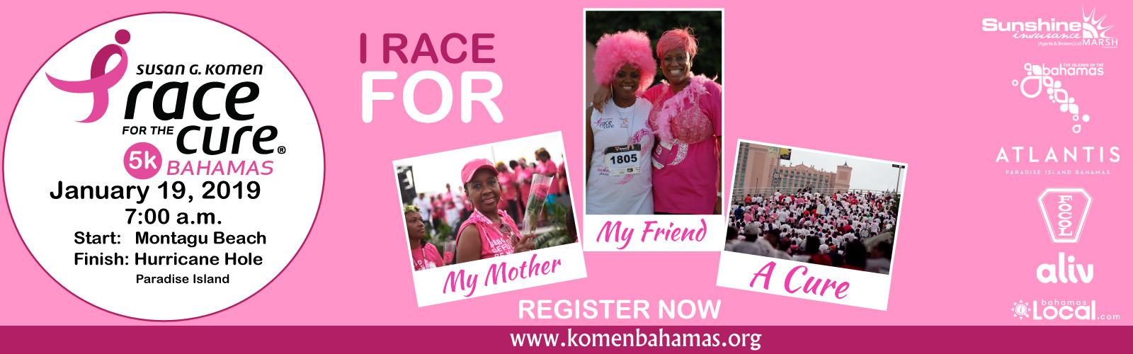 Susan G. Komen Bahamas Race for the Cure