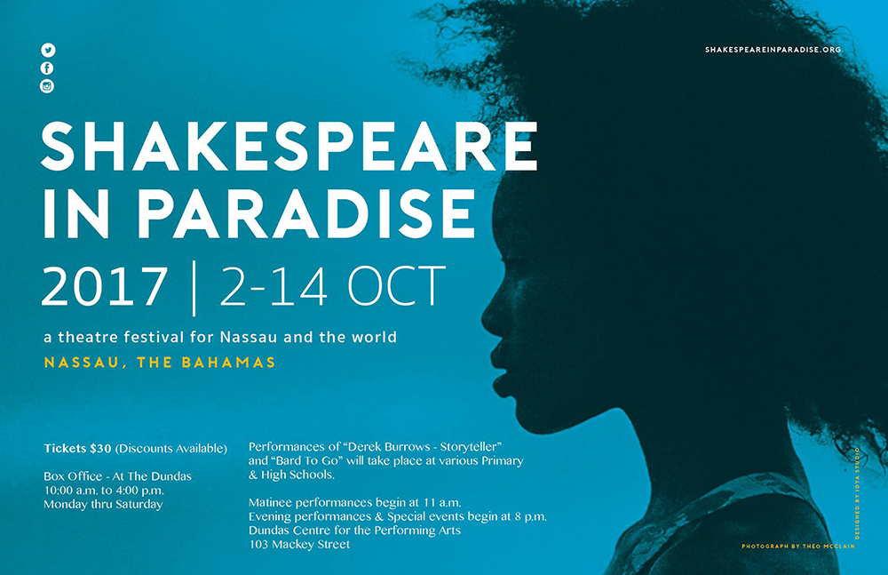 Shakespeare In Paradise 2017