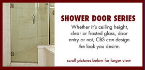Shower Doors.
