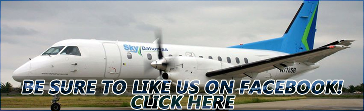Click Here To Like Sky Bahamas on Facebook