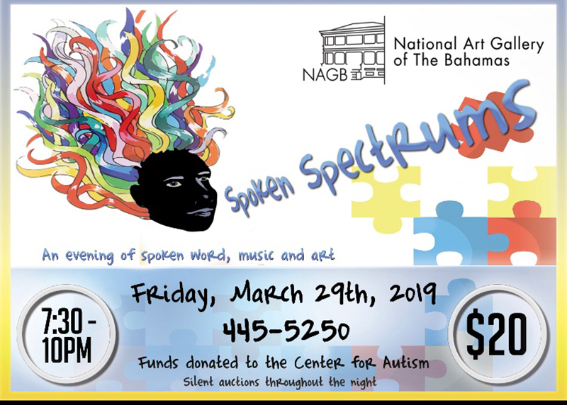 Spoken Spectrums | Click Here For Events
