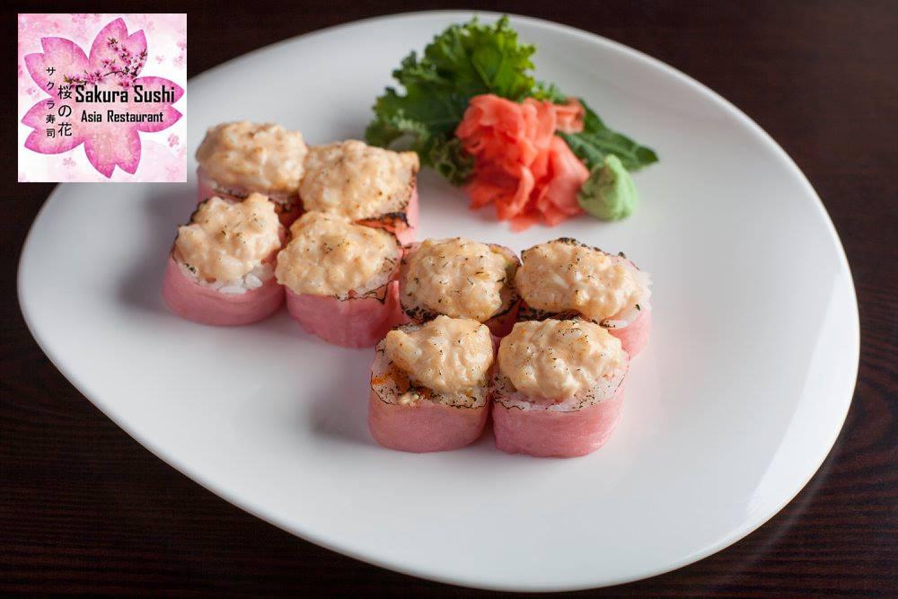 Sakura Sushi Is Opened!
