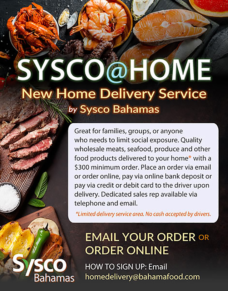 Sysco Bahamas Food | New Home Delivery Service