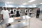 Doris Johnson Senior High School preparing students for tourism industry with new, state-of-the-art kitchen