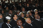 Law Enforcement Agencies in Annual RBPF Church Service, and Parade