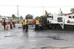 Road Paving Project begins in New Providence