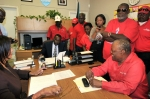 Nomination Day 2012 The FNM's next Delivery Team