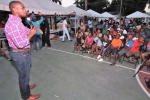 'Culture and Youth in The Park'-Part of Community Outreach