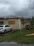 PHOTOS: Hurricane Irma tears through Freeport