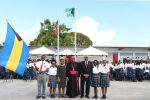 The Governor General Attends St. Augustine's College Annual Flag Day Ceremony