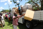 Government addressing critical food needs through National Food Distribution Task Force