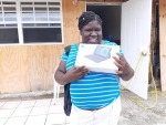 Special needs students in Abaco secure devices for e-learning