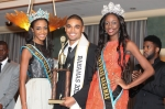 Drew Palacious claims the first Manhunt International Bahamas title