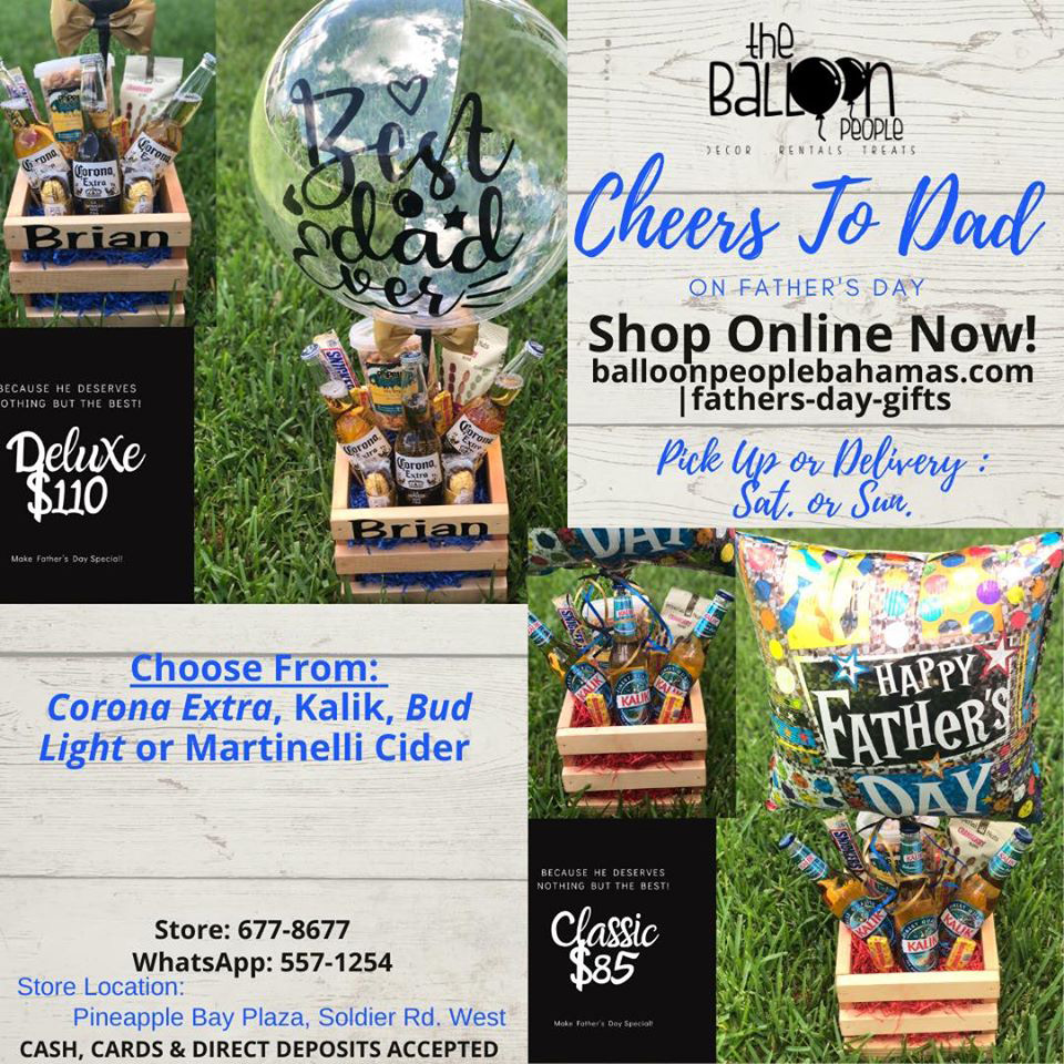 The Balloon People - SHOP ONLINE FOR YOUR FATHER'S DAY GIFTS!
