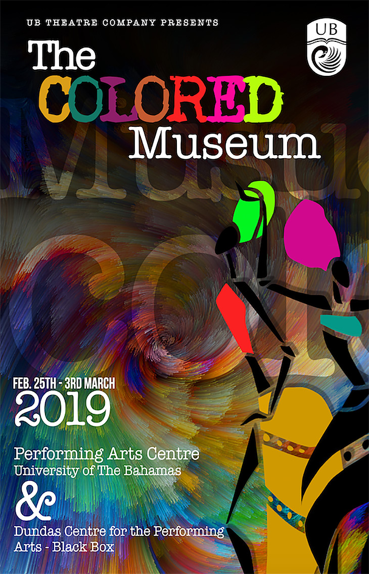 UB Theater Presents The Colored Museum