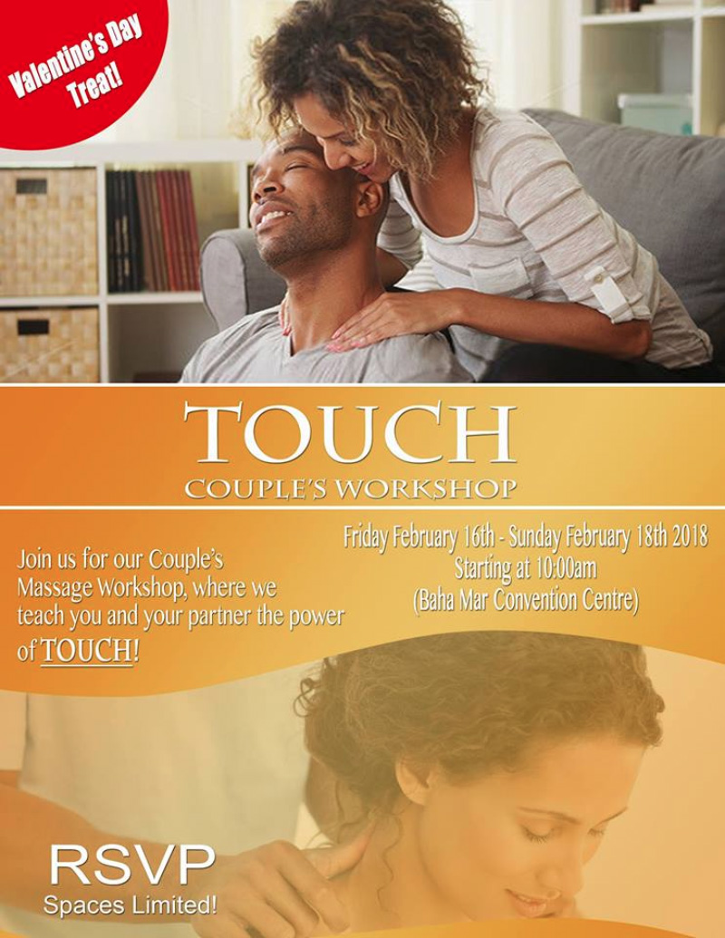 Touch Couple's Massage WorkShop