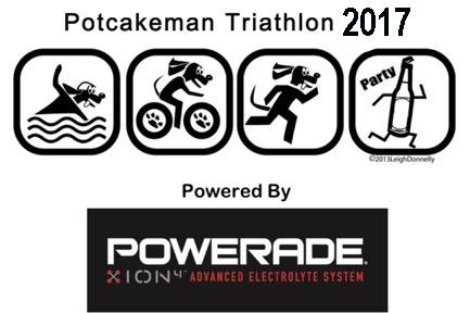 Potcakeman Triathlon 2017