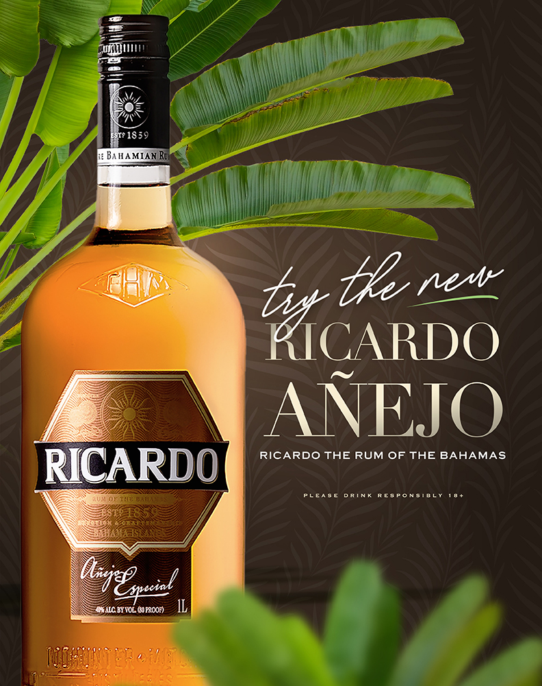 RICARDO ANEJO IS AVAILABLE