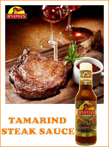 D'Vanya's Tamarind Steak Sauce
