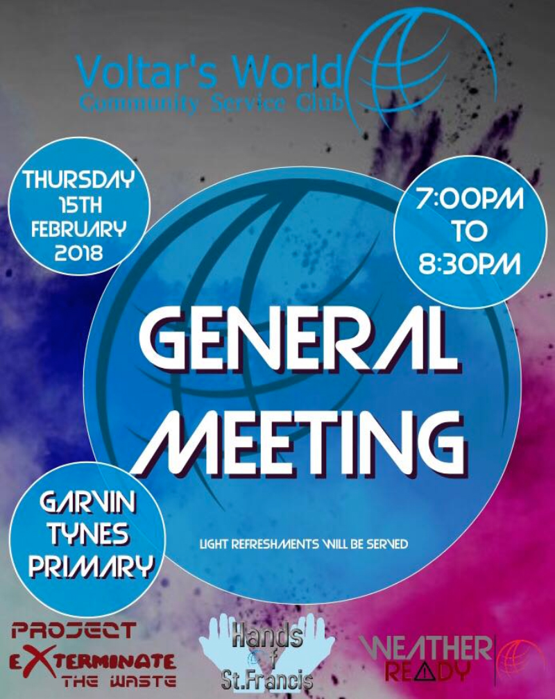 Voltar's World General Meeting