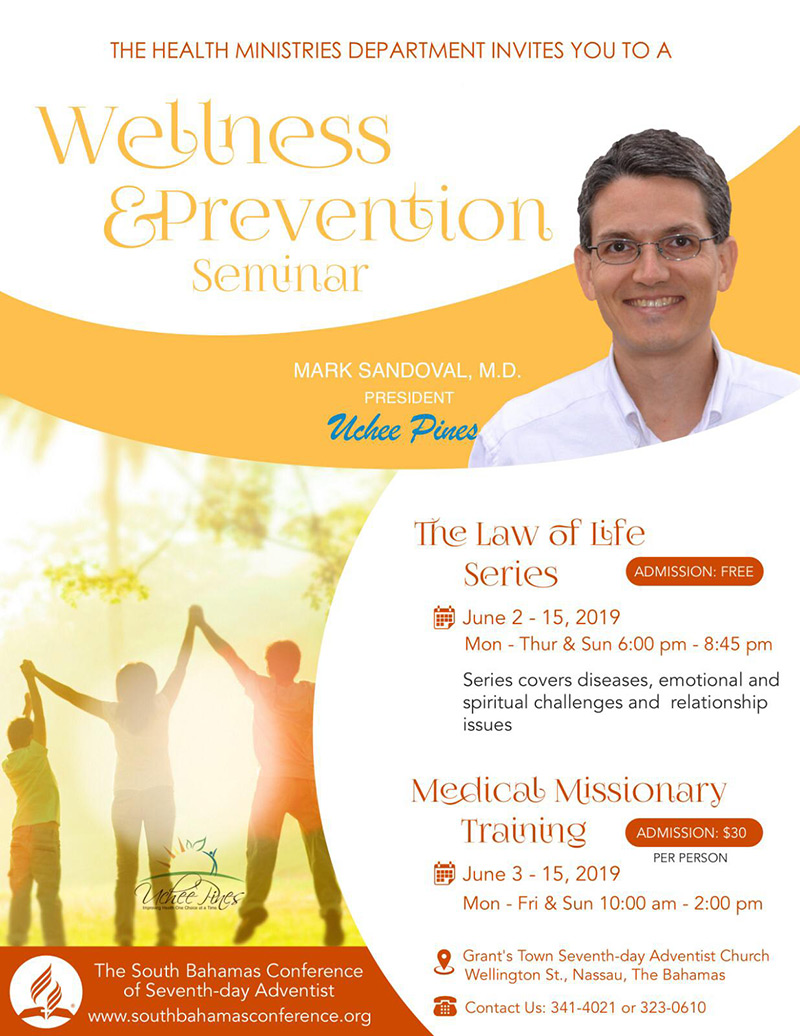 Wellness and Prevention Seminar