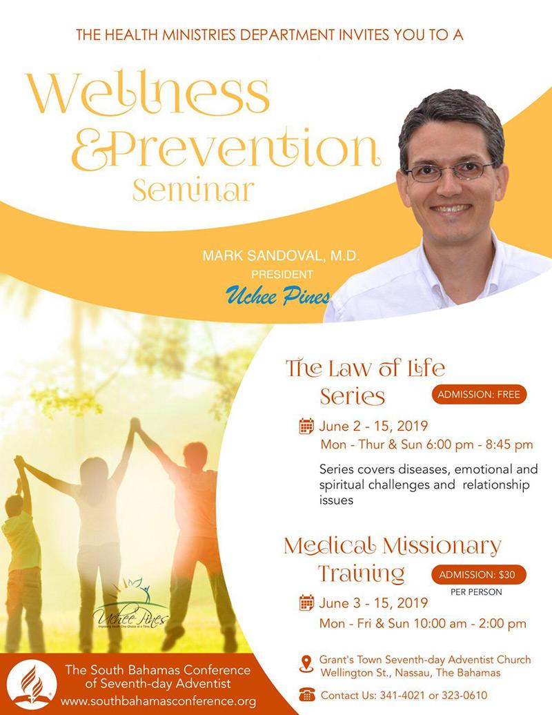 Wellness and Prevention Seminar